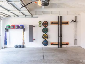 Rep Wall Mounted Gym Storage Options