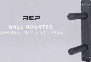 Rep Wall Mounted Plate Storage full view main