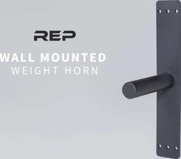 Rep Wall Mounted Plate Storage single