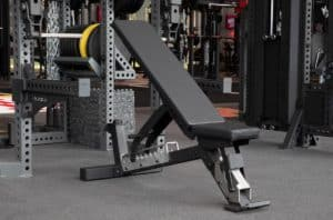 Rogue Adjustable Bench 3.0 quarter view right