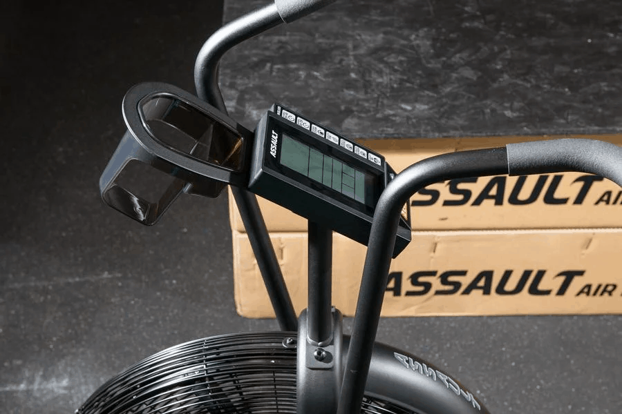 Rogue Assault AirBike side view counter