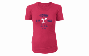 Rogue Barbell Club Women's Shirt