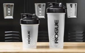 Rogue Blender Bottle Clear