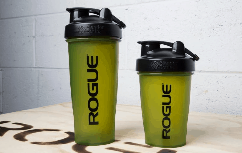 Rogue Blender Bottle Green and Black