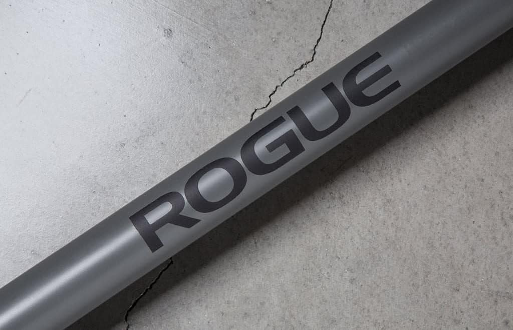 Rogue Cerakote Ohio Bar showing Rogue Branding