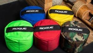 Rogue Color Strongman Sandags different colors