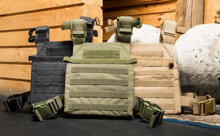 Rogue Condor Sentry Plate Carrier different colors
