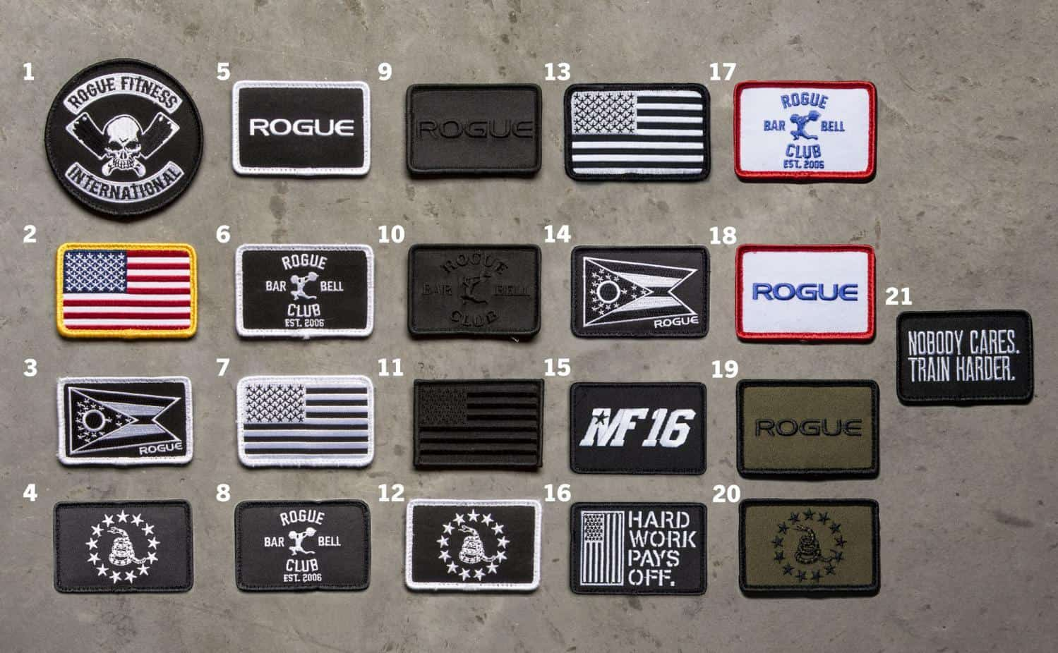 Rogue Condor Sentry Plate Carrier patches