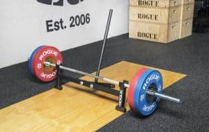 Rogue Deadlift Bar Jack full view