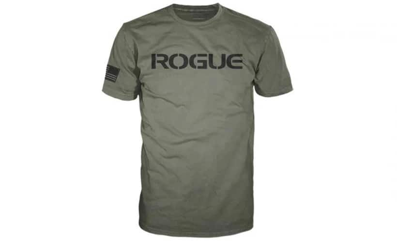 Rogue Dri-Release® Shirt olive green full front