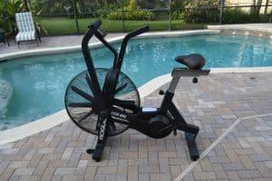 Rogue Echo Bike - poolside
