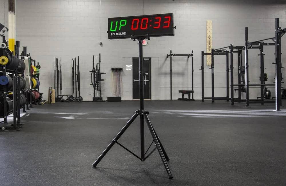 Rogue Echo Gym Timer up