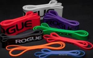 Rogue Echo Resistance Bands multicolor