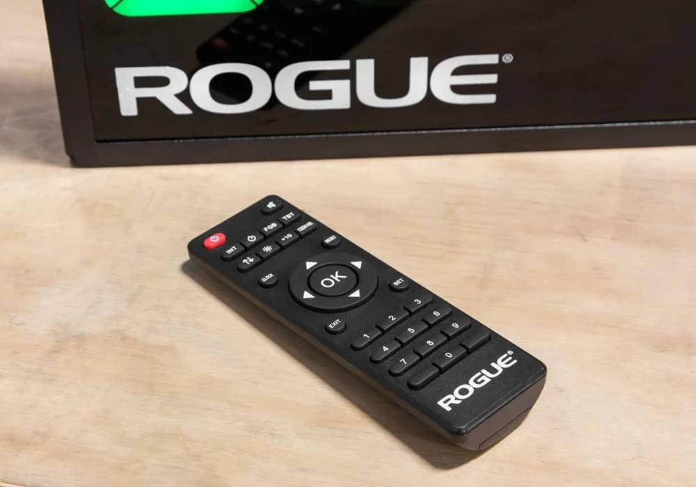 Rogue Echo Two Sided Timer remote