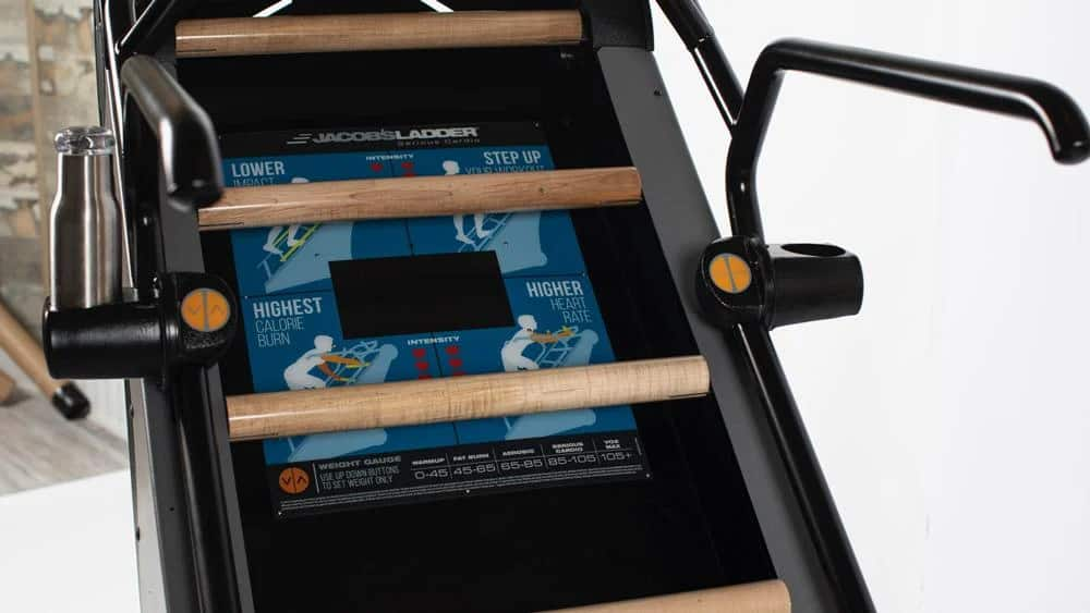 Rogue Fitness Jacobs Ladder X details