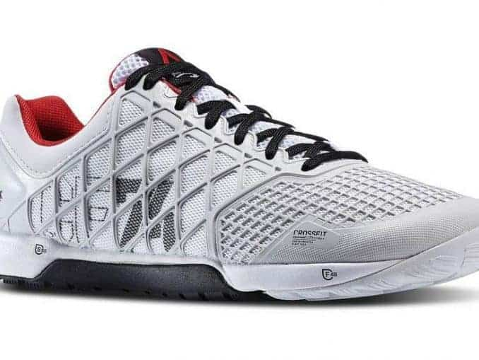 The Reebok CrossFit Nano 4.0 is a classic CrossFit Training shoe - DuraCage technology delivers an indestructible yet lightweight upper while RopePro protection wrap gives bite and support for rope climbs. 4mm heel to toe drop for stability.