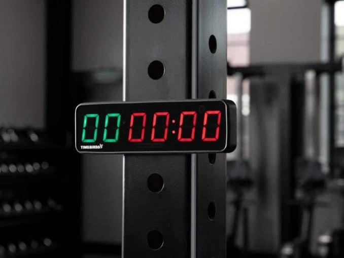 Rogue Fitness Timebirds Timer front