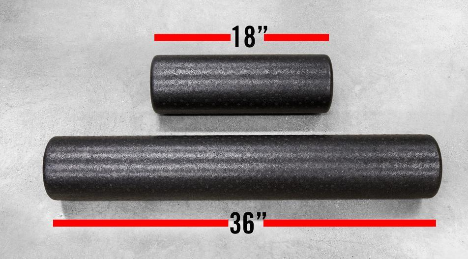 Rogue Foam Rollers 18 and 36