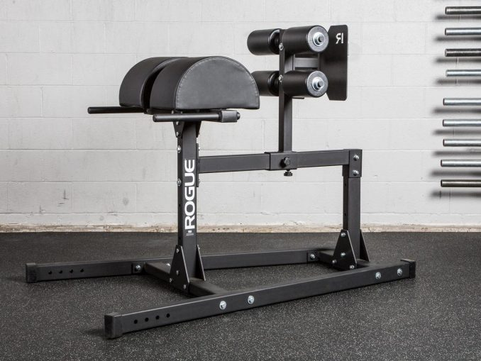 Rogue GH-1 GHD - Glute Ham Developer bench from Rogue Fitness