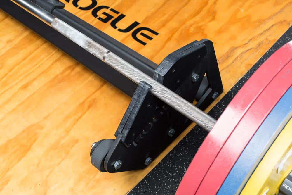 Rogue Mini Deadlift close-up