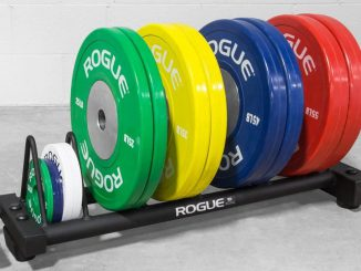 Rogue Horizontal Plate Rack 2.0 full view