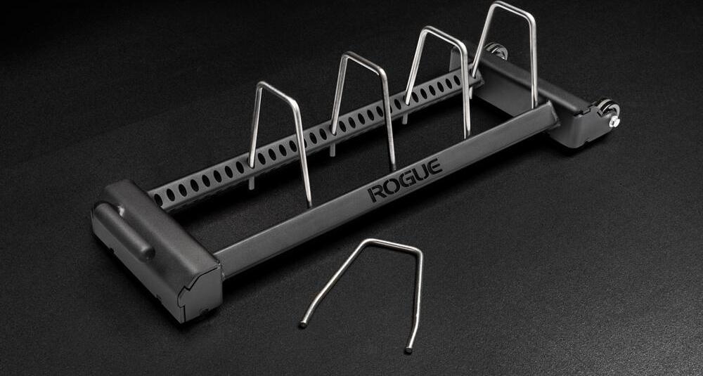 Rogue Horizontal Plate Rack 3.0 removable