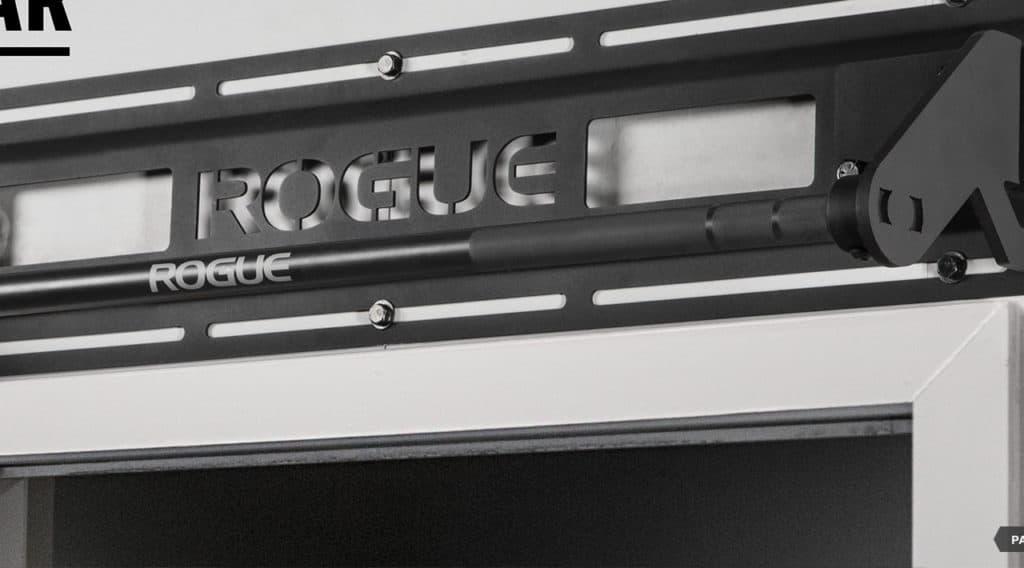 Rogue Jammer Pull-up Bar black ceratoke