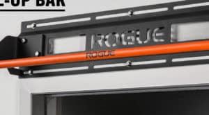 Rogue Jammer Pull-up Bar orange smooth