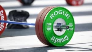 Rogue LB Competition Plates - 2021 Games 25lb