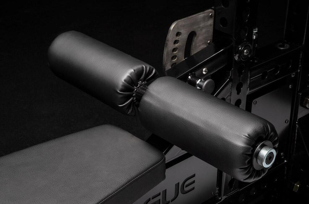 Rogue LP-2 Lat Pulldown Low Row wide foam seat