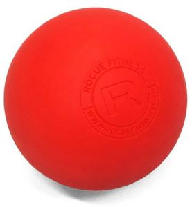 Rogue Lacrosse Balls red