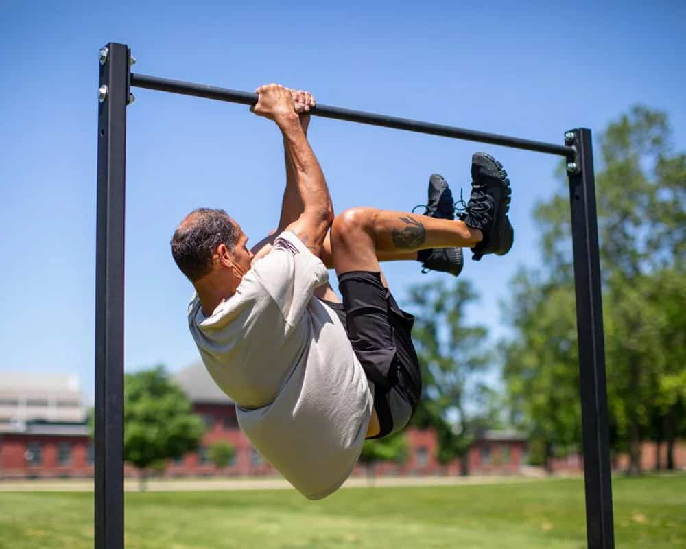 Rogue MIL Pull-up Station pull up 1