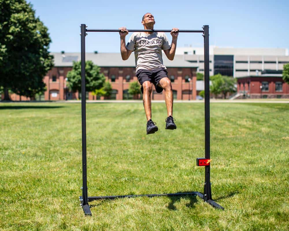 Rogue MIL Pull-up Station pull up 3