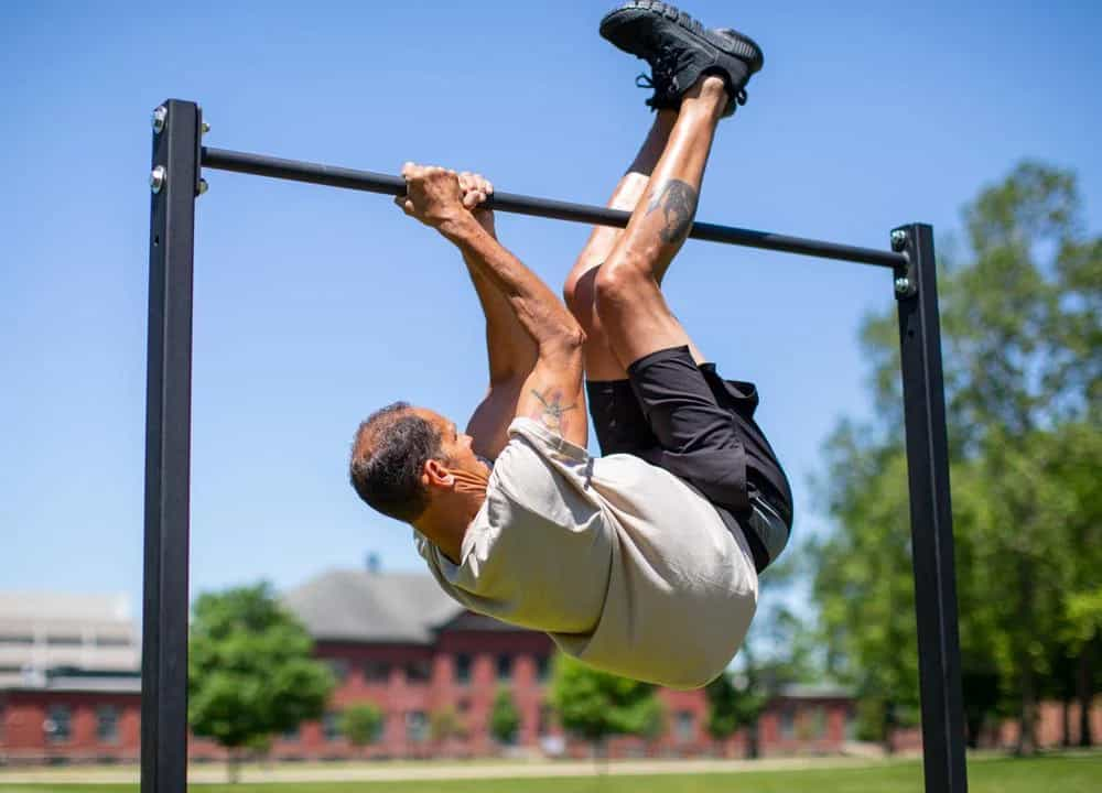 Rogue MIL Pull-up Station pull up