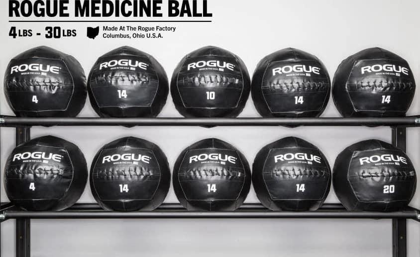 Rogue Medicine Balls main