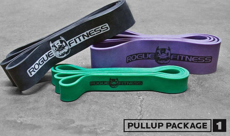 Rogue Monster Bands pull up package