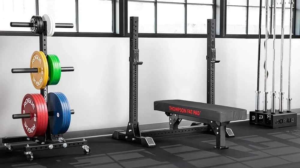 Rogue Monster Lite Competition Bench fat pad