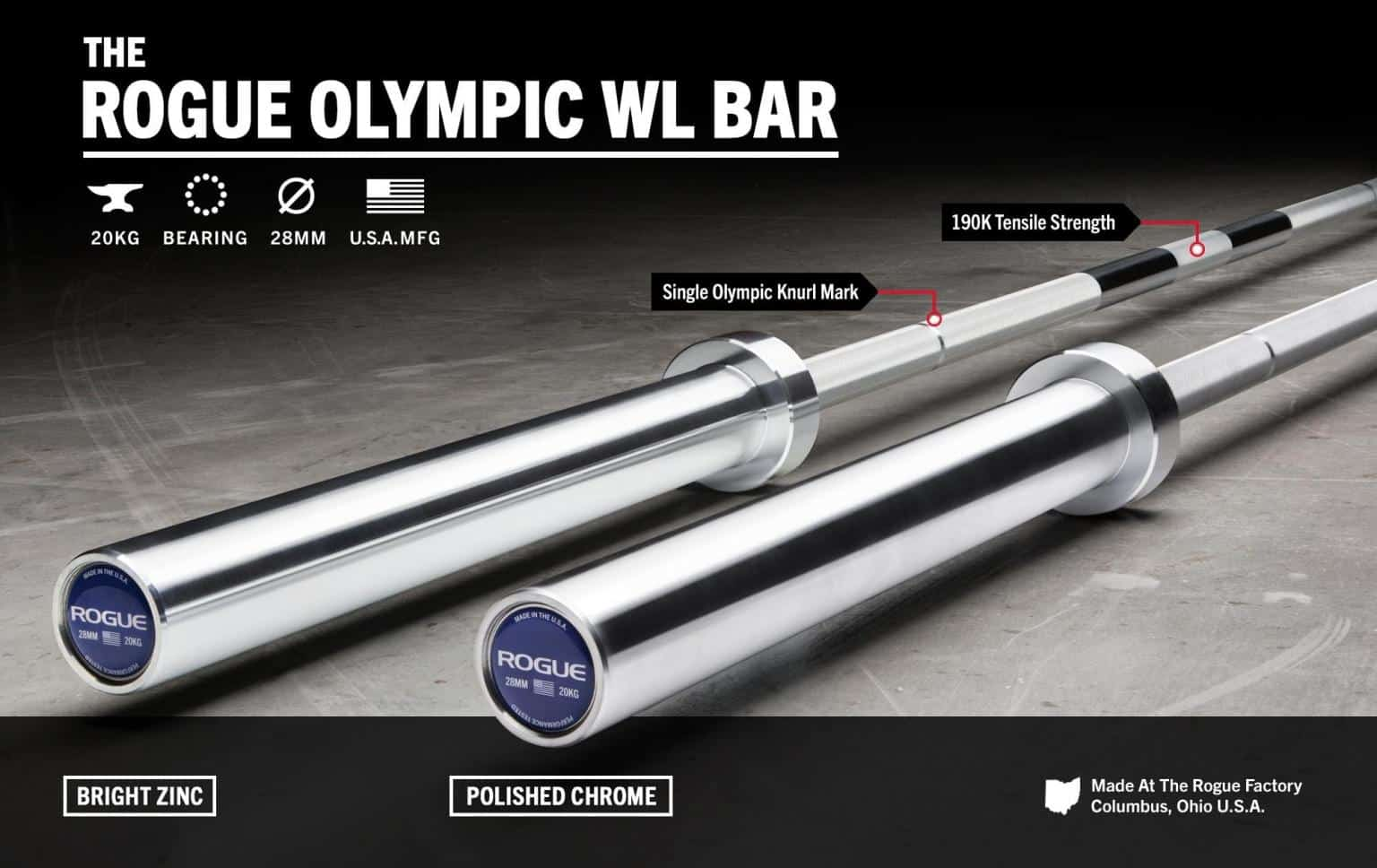 Garage gym the olympic barbell read before you buy