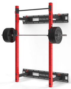 Rogue Monster Lite RML-3WC Power Rack - Custom Color Edition - - great space saving technology for your garage gym.