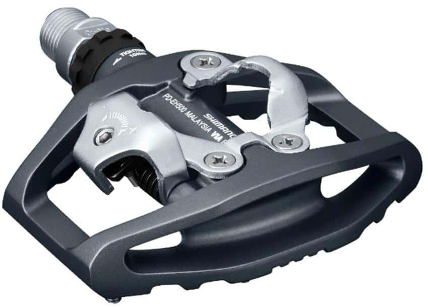 Rogue Shimano PD-EH500 Pedals top view