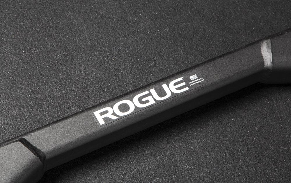 Rogue TB-2 Trap Bar with brand