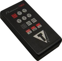 Rogue Title Platinum Professional Fight & Gym Timer remote