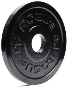 Rogue USA Olympic Plates 10lb