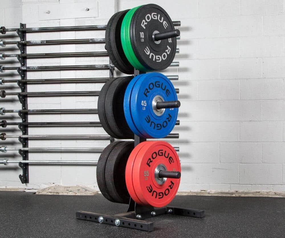 Rogue Vertical Plate Tree 2.0 with weights