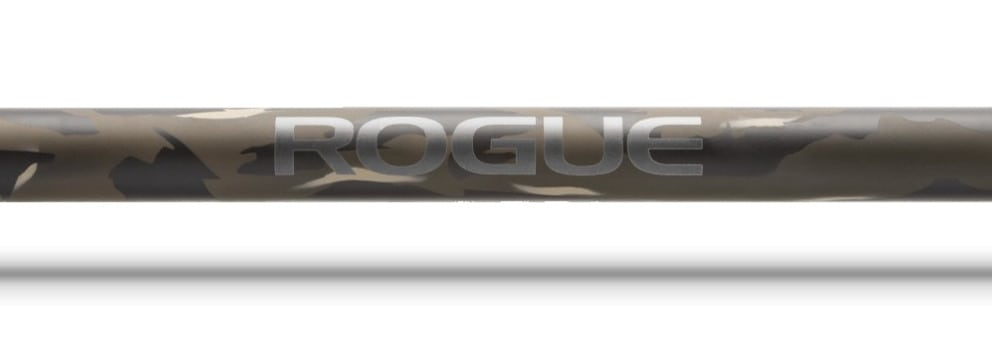 Rogue ZEUS Custom Build-A-Bar - The Rogue logo is always on one side of your custom bar.