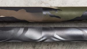 Rogue Camoflage Patterns - Rogue Operator Bar with Cerakote