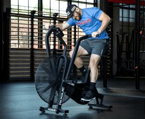 Rogue 50 Cal Challenge on Echo Bike 3
