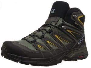 Salomon Mens X Ultra 3 Mid GTX Hiking Boot