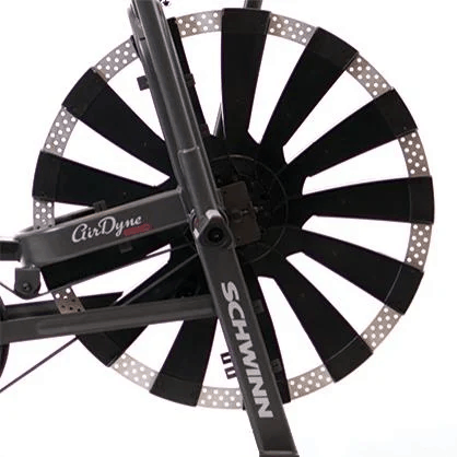Schwinn Airdyne Pro Air Bike - Fan Exposed