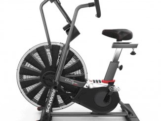 Schwinn Airdyne Pro Air Bike - Side View